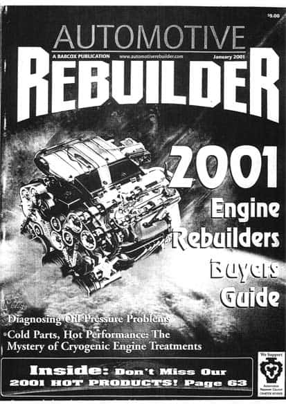 Automotive Rebuilder