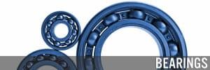 Titanide Tungsten DiSulfide helps Bearings