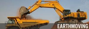 Titanide Tungsten DiSulfide helps Earthmoving Equipment