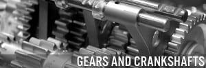 Titanide Tungsten DiSulfide helps Gears and Crankshafts