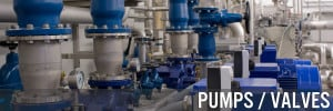 Titanide Tungsten DiSulfide helps Pumps and Valves