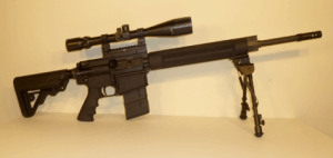 Cryogenically Treated AR-15 Platform Rifle